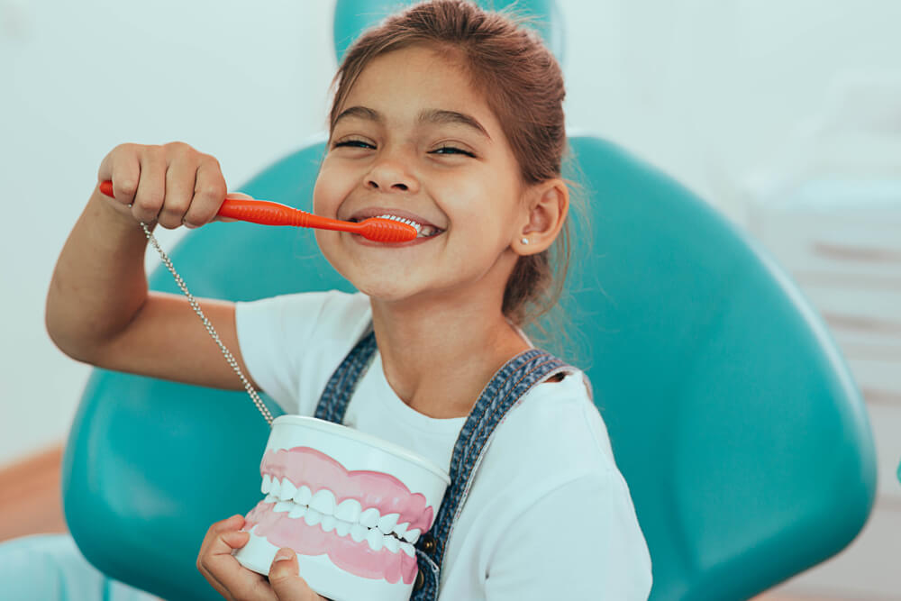 Tips for Brushing up on Your Child's Oral Health